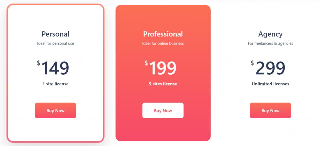 Price of Blocksy