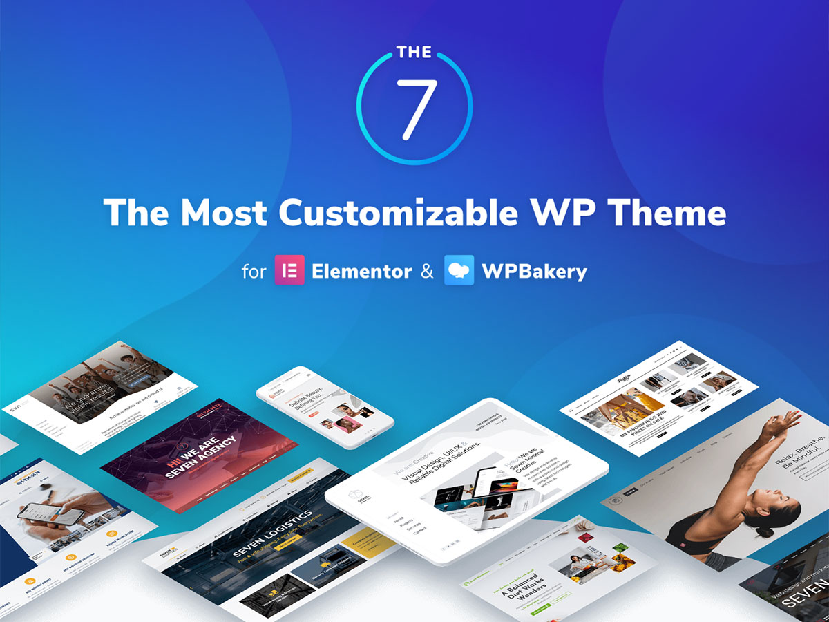 The7-Review of the Most Customizable Multi-Purpose WordPress Theme-2021
